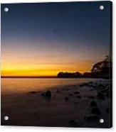 Ometepe Lake Mist Acrylic Print