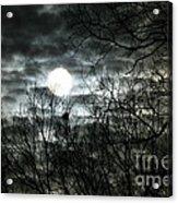 Ominous Sun Acrylic Print