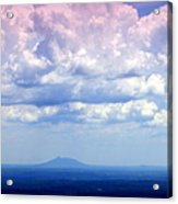 On A Clear Day Acrylic Print by Karen Wiles
