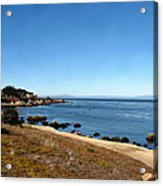 On A Clear Day You Can See Forever Acrylic Print