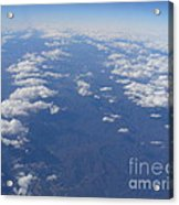 On A Clear Day You Can See Miles Away Acrylic Print