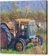 On A Westland Farm  Acrylic Print