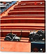 On Deck Acrylic Print