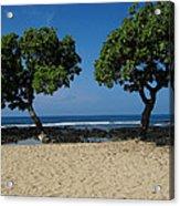 On Hawaii's The Big Island Acrylic Print