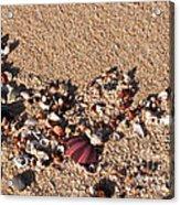 On The Beach 02 Acrylic Print