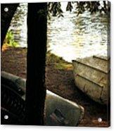 On The Island Acrylic Print