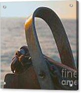 On The Open Sea Acrylic Print
