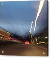 On The Road 2 Acrylic Print
