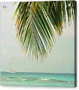 On Your Horizon  Acrylic Print