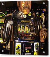 One Arm Bandit Slot Machine 20130308 Acrylic Print