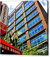 One Bookstore Still Standing Acrylic Print