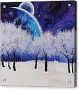 One More Story Acrylic Print
