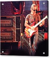 One Of The Greatest Guitar Player Ever Acrylic Print