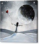 One Small Dream By Shawna Erback Acrylic Print