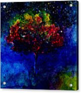 One Tree In The Universe Acrylic Print