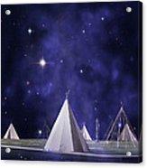 One Tribe Acrylic Print