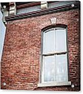 One Window In Color Acrylic Print