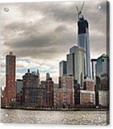 One World Trade Center Acrylic Print