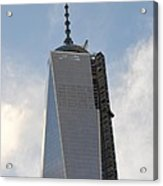 One World Trade Center Acrylic Print