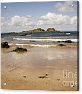 Only Clouds From Skies Acrylic Print