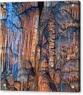 Onondaga Cave Detail Img 4270 Acrylic Print