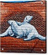 Ontario Heritage Mural 3 Acrylic Print