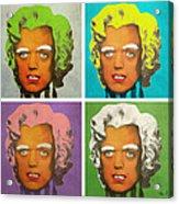 Oompa Loompa Set Of 4 Acrylic Print