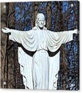 Open Arms Acrylic Print