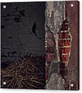 Open Door Acrylic Print by Odd Jeppesen