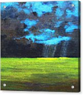 Open Field IIi Acrylic Print by Patricia Awapara