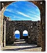 Open To The Sky Acrylic Print