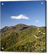 Open View 2 Of The Great Wall Mutianyu Section 603 Acrylic Print
