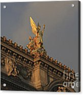 Opera Garnier In Paris France Acrylic Print