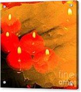Optimism Acrylic Print by Ankeeta Bansal