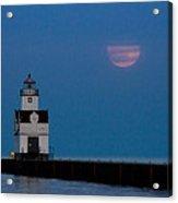 Optimist's Moon Acrylic Print