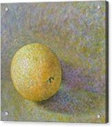 Orange 4 Acrylic Print