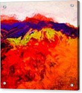 Orange Crush  Acrylic Print