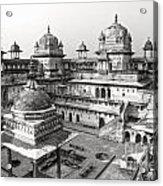 Orchha's Palace - India Acrylic Print