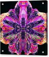 Orchid Digi Acrylic Print
