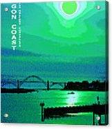Oregon Coast IIi Acrylic Print