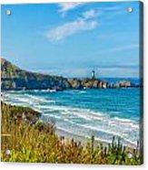 Oregon Coast Lighthouse Acrylic Print
