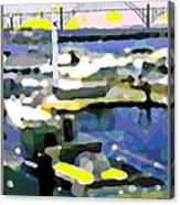 Oregon IIi Acrylic Print