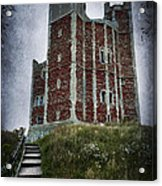 Orford Castle Acrylic Print by Svetlana Sewell