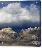 Organ Mountains New Mexico Acrylic Print