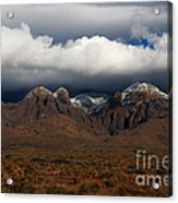 Organ Mountains New Mexico Acrylic Print