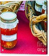Organic Goodness Acrylic Print