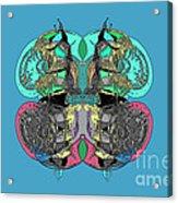 Organic Graphic Acrylic Print