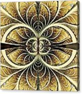 Organic Texture Acrylic Print