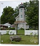 Original Lighthouse Site Acrylic Print