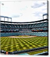 Oriole Park At Camden Yards Acrylic Print